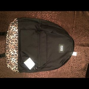 Victoria's Secret PINK Leopard backpack
